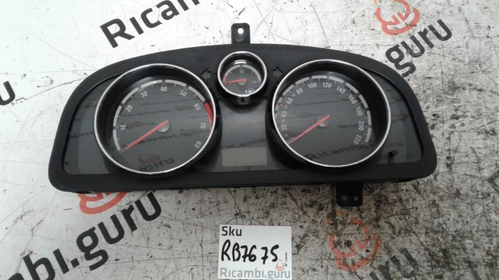 Quadro strumenti Opel antara