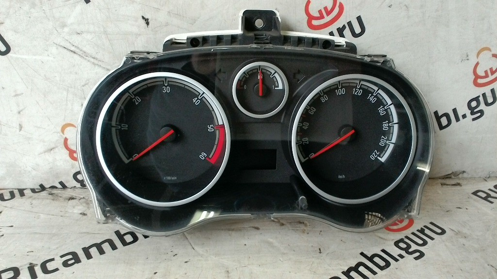 Quadro strumenti Opel corsa