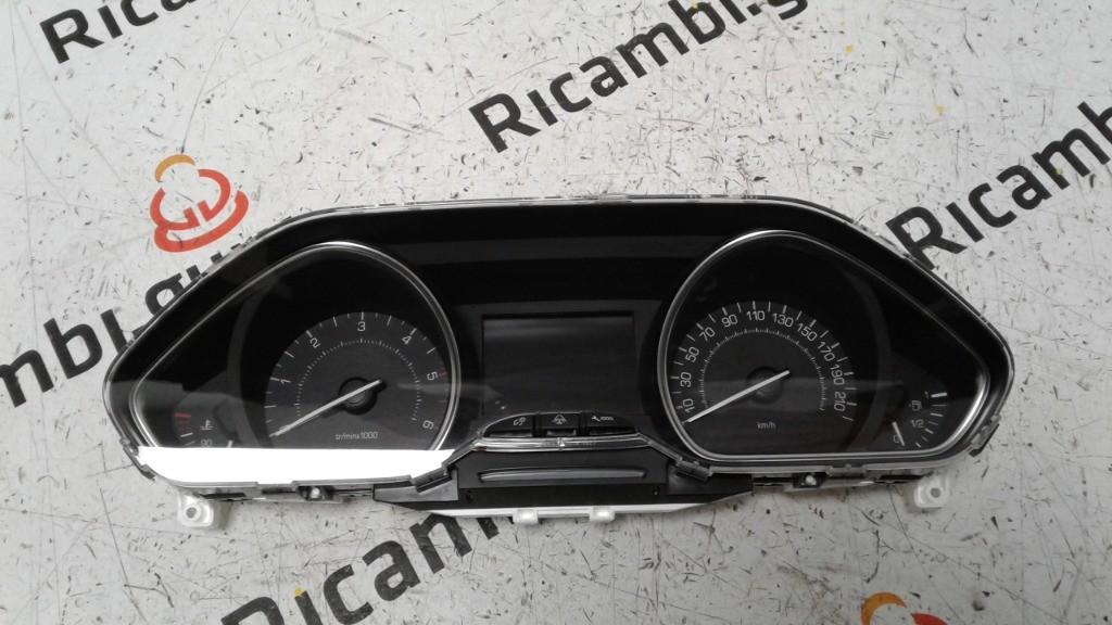 Quadro strumenti Peugeot 2008