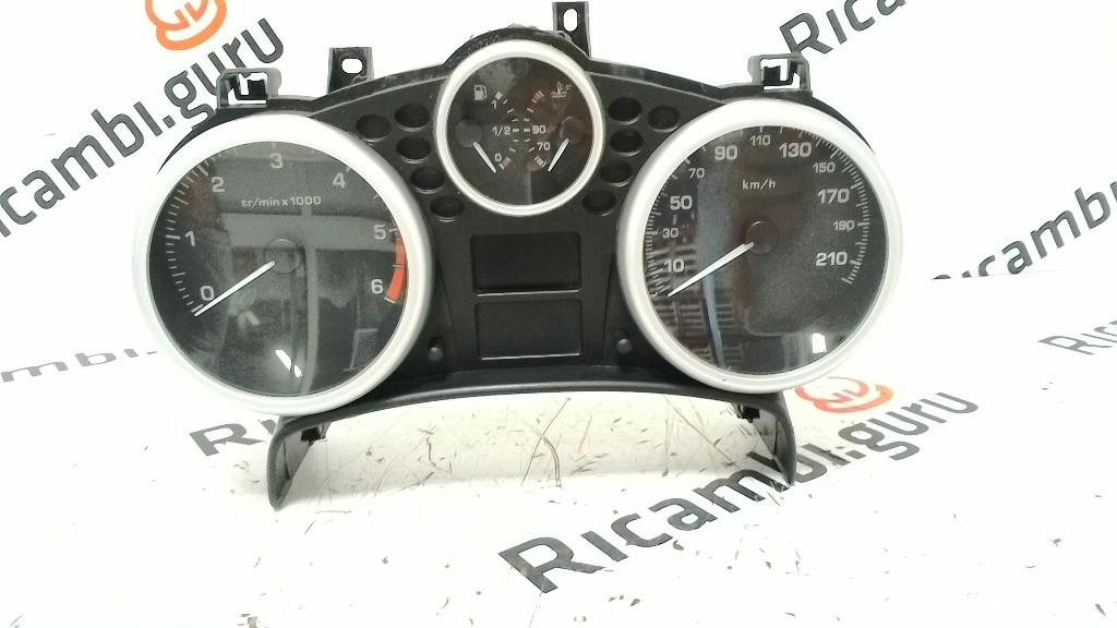 Quadro strumenti Peugeot 207