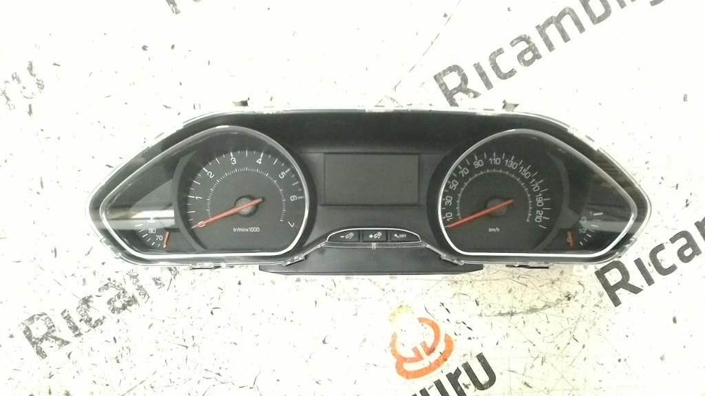 Quadro strumenti Peugeot 208