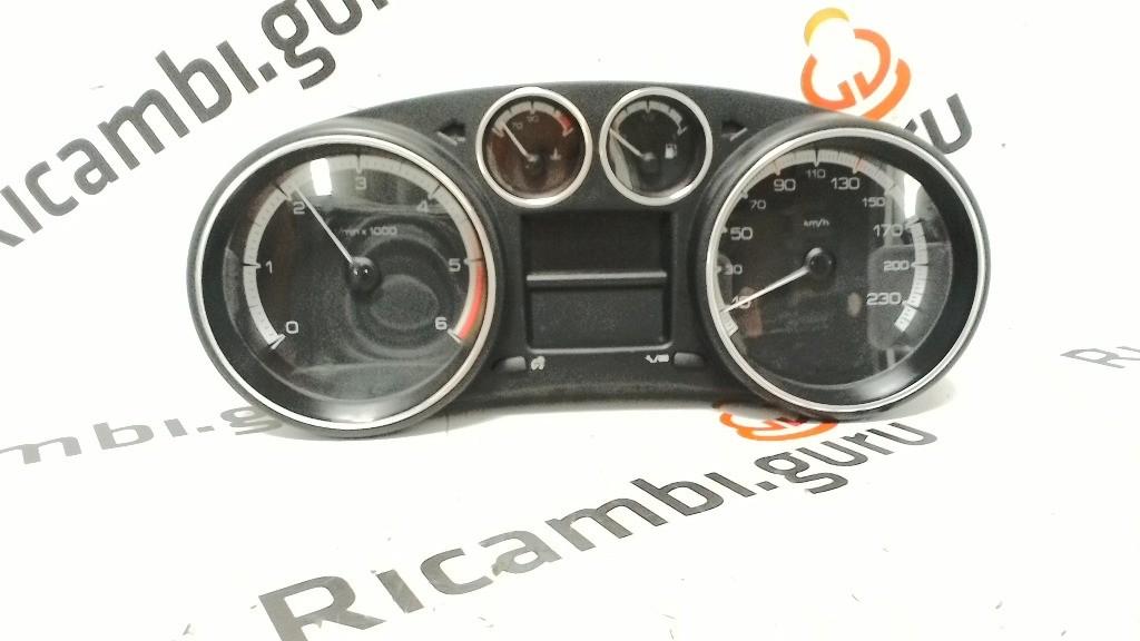Quadro strumenti Peugeot 308