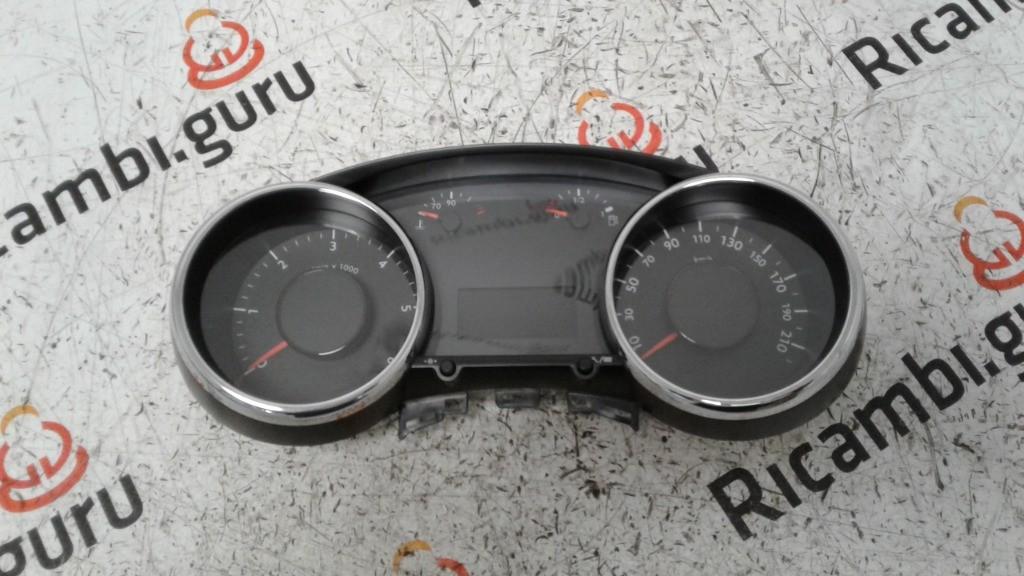 Quadro strumenti Peugeot 5008