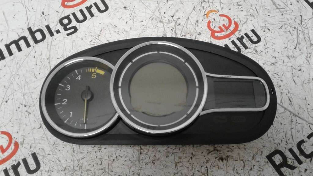 Quadro strumenti Renault megane