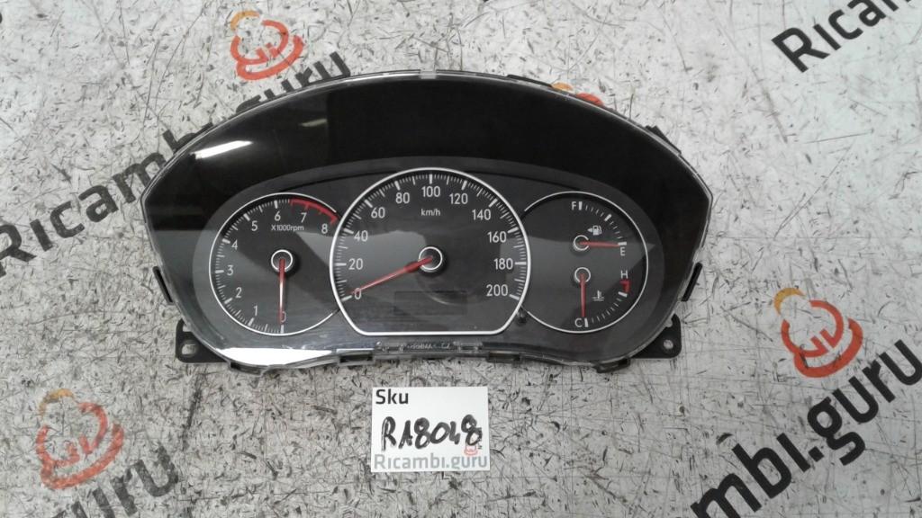 Quadro strumenti Suzuki sx4