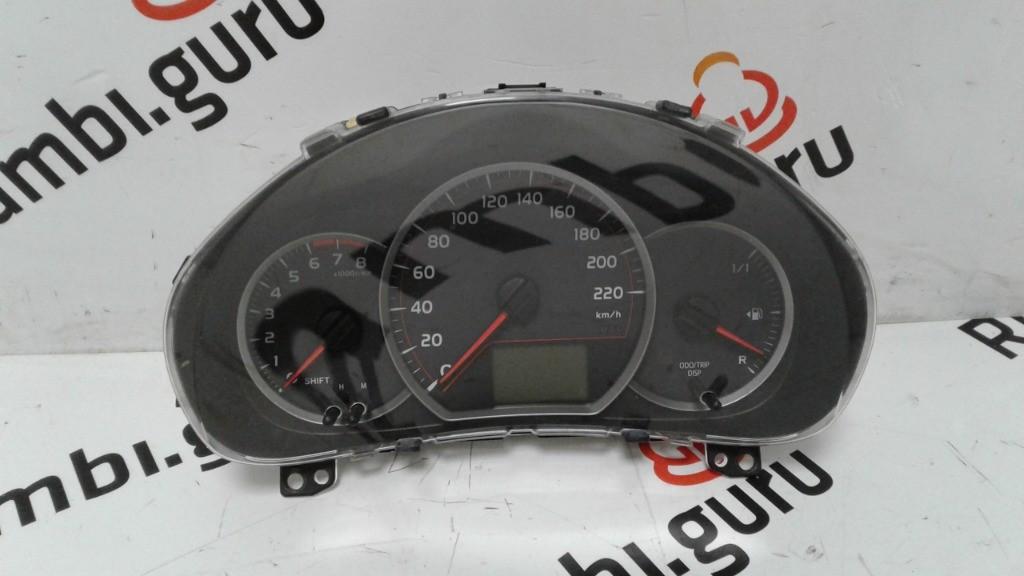 Quadro strumenti Toyota yaris