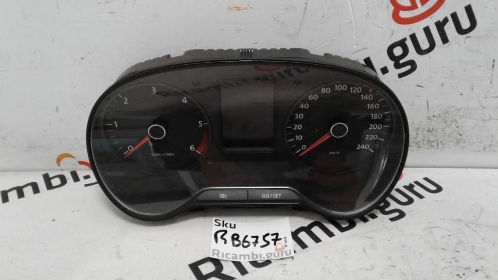 Quadro strumenti Volkswagen polo