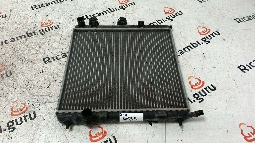 Radiatore acqua Citroen c3 pluriel