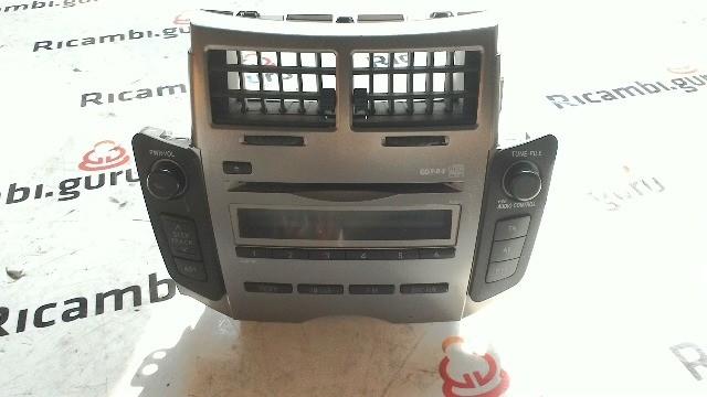 Radio Toyota Yaris