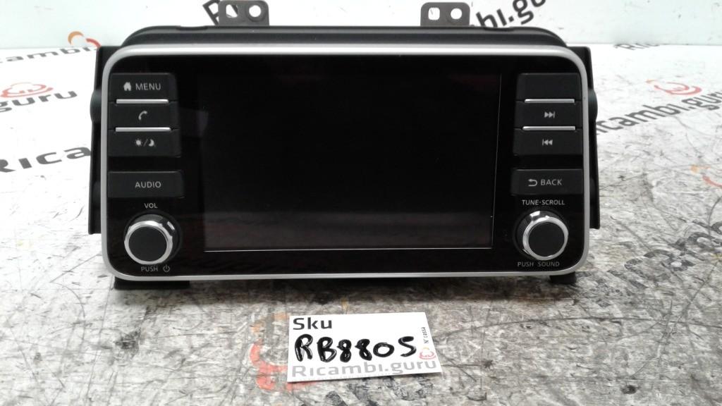 Radio Nissan micra