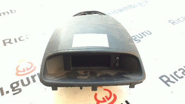 Display Opel corsa