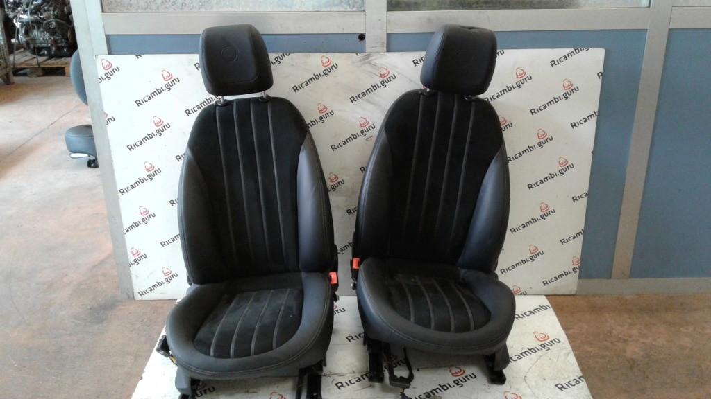 Sedili Lancia delta