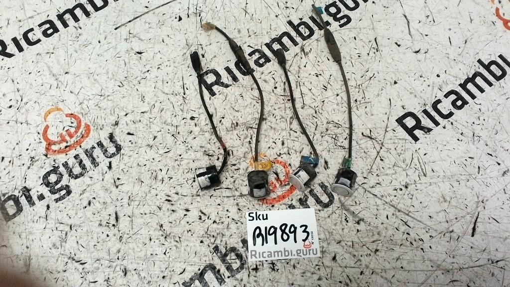 Sensori di Parcheggio Posteriori Skoda Fabia