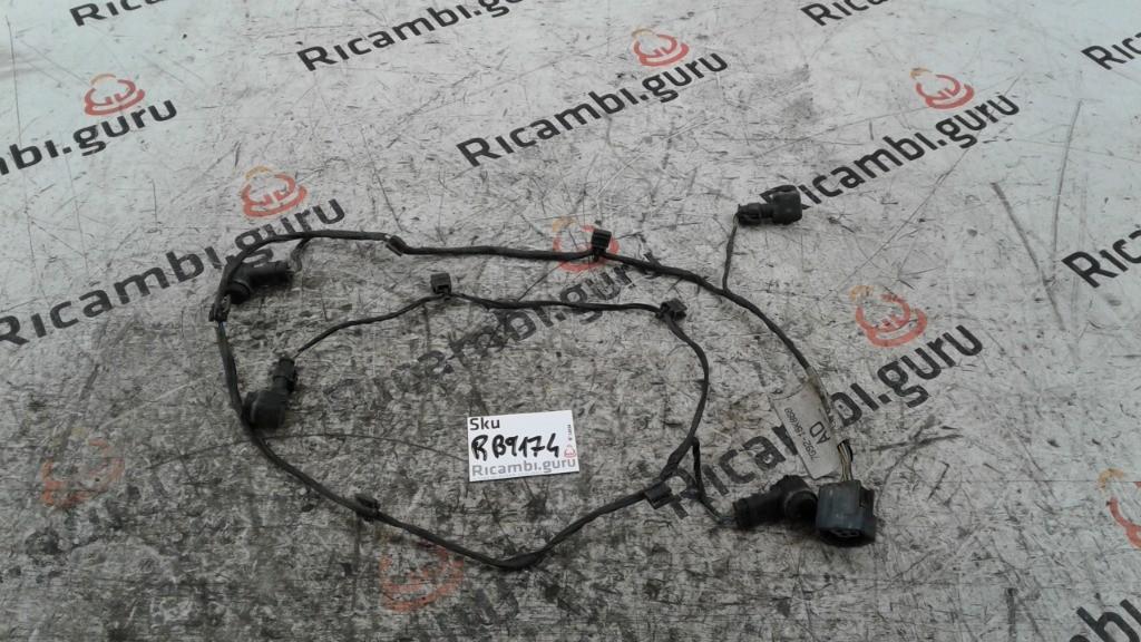 Sensori di Parcheggio Posteriori Land rover freelander 2