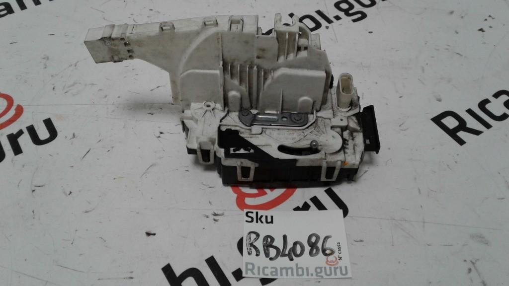 Serratura porta Anteriore Sinistra Volkswagen crafter