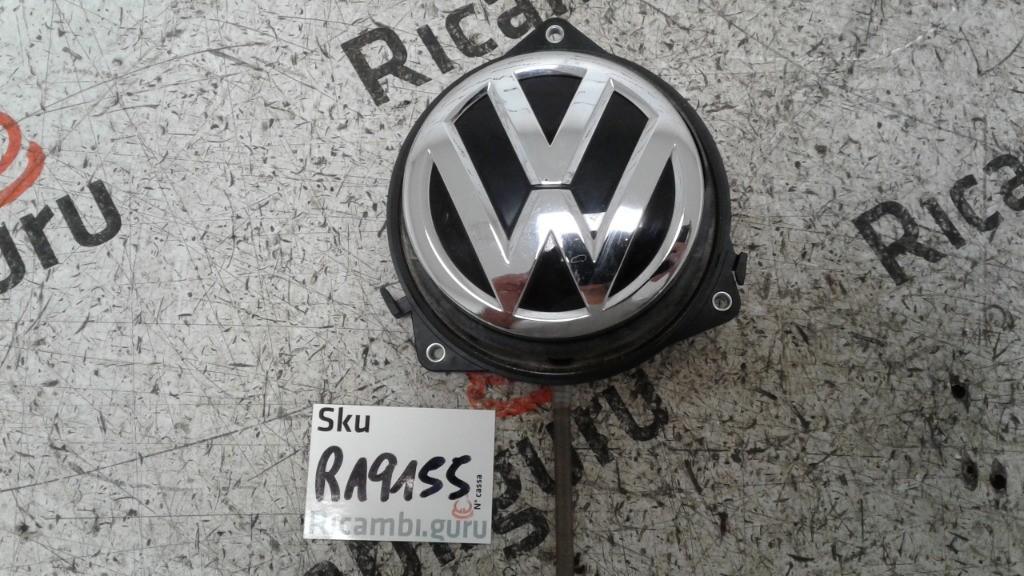 Emblema Maniglia Apertura portellone Volkswagen golf 7