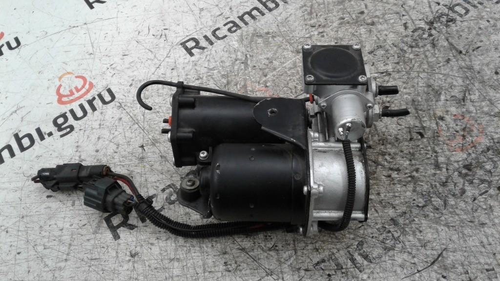 Compressore sospensioni Land rover discovery 3