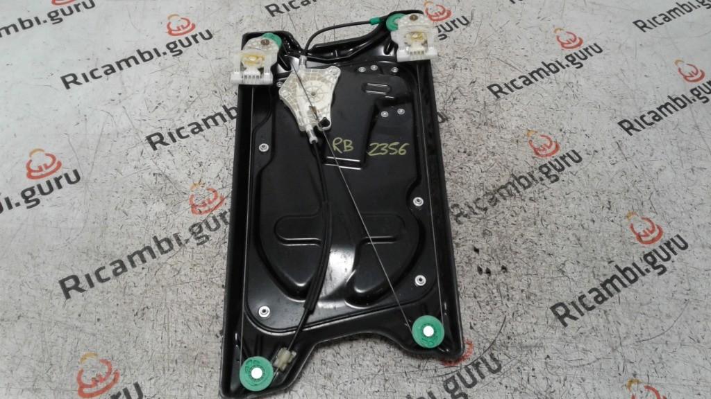 Telaio alzacristallo Anteriore Sinistro range rover sport