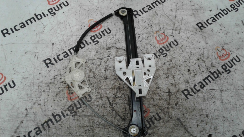 Telaio alzacristallo Posteriore Sinistro Audi a3 sportback