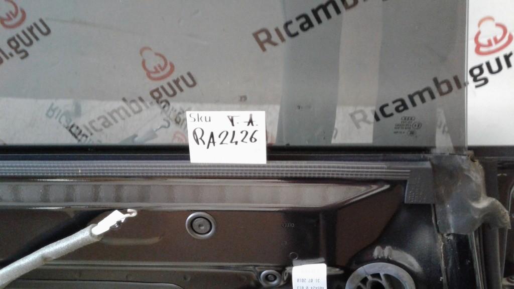Telaio alzacristallo Posteriore Sinistro Audi a5 sportback