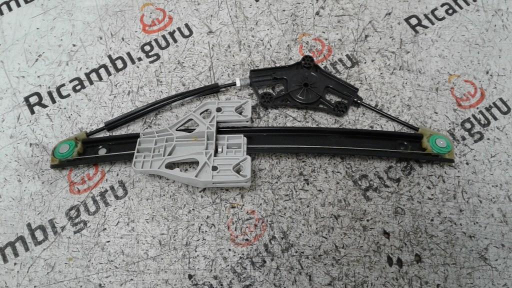 Telaio alzacristallo Posteriore Sinistro Audi a6 avant