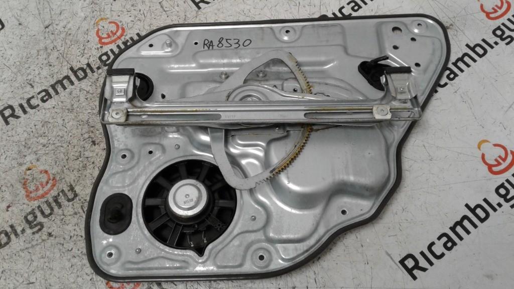 Telaio alzacristallo Posteriore Sinistro Volvo v50