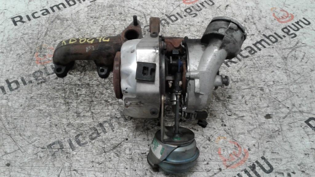 Turbina Audi a3