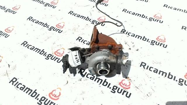 Turbina Audi a4