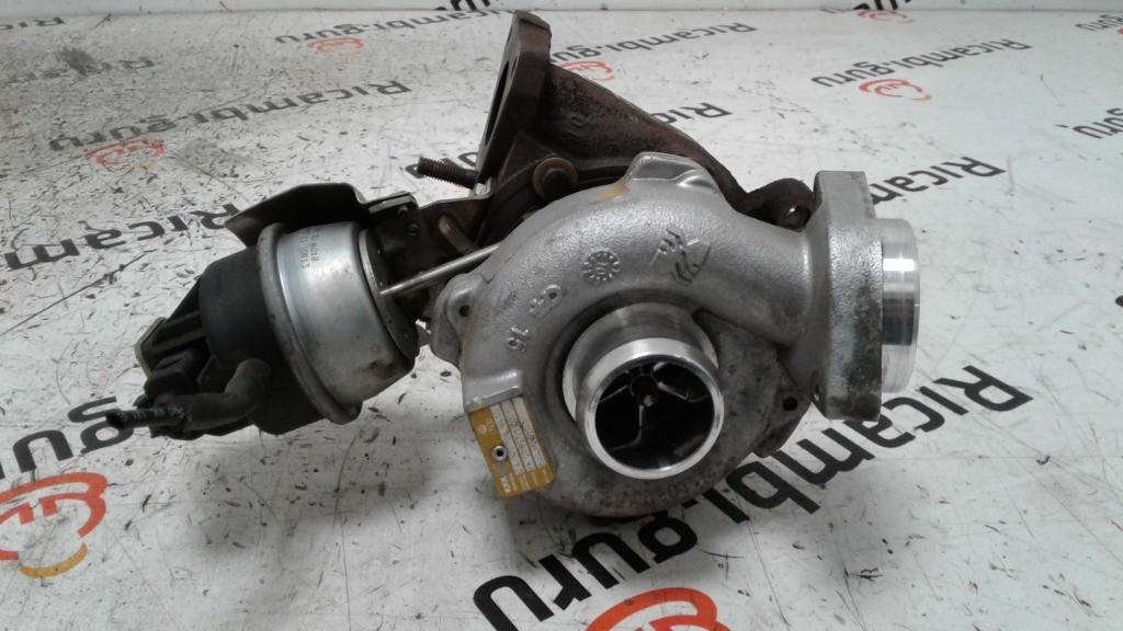 Turbina Audi q5