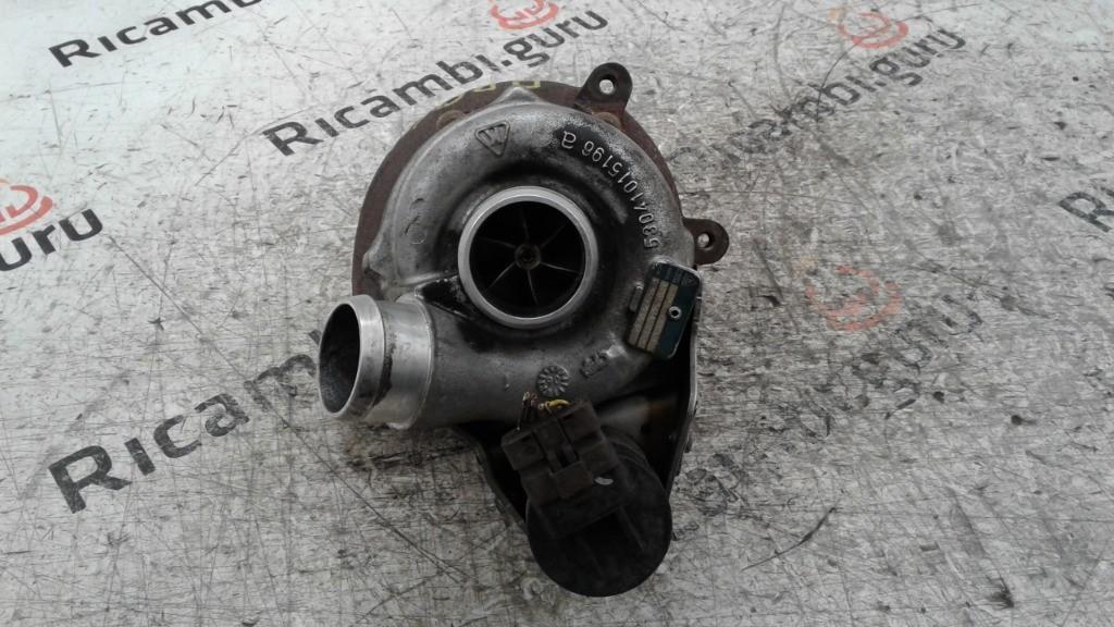 Turbina Land rover discovery 3