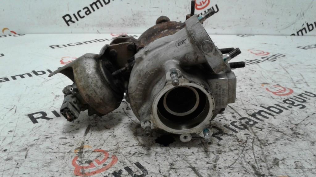 Turbina Mazda 6
