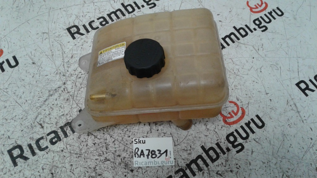 Vaschetta liquido radiatore Ssangyong kyron