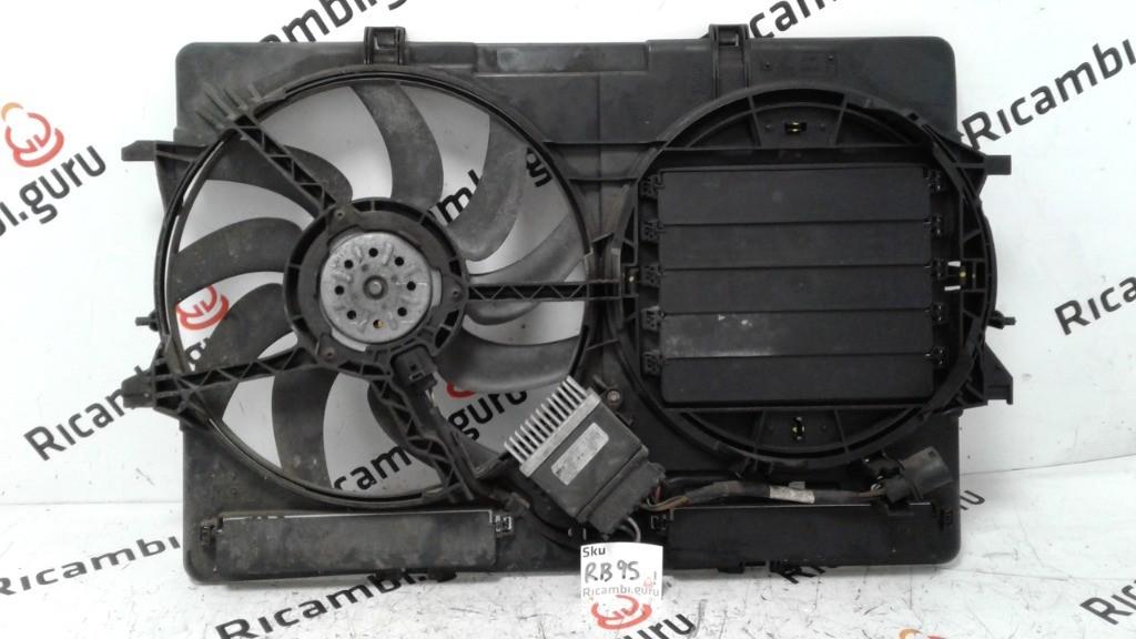 Ventola radiatore Audi a4