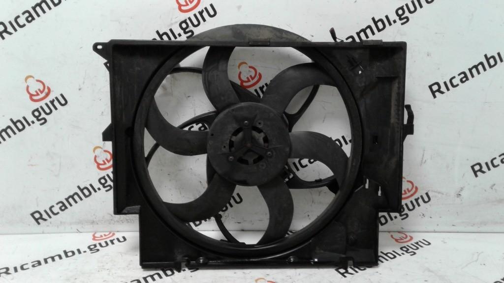 Ventola radiatore Bmw serie 3