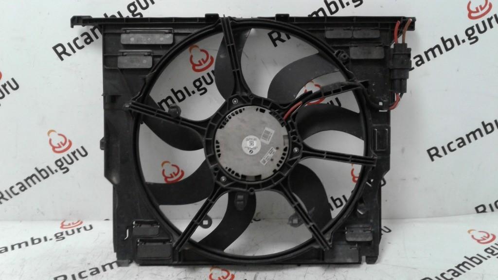 Ventola radiatore Bmw serie 5
