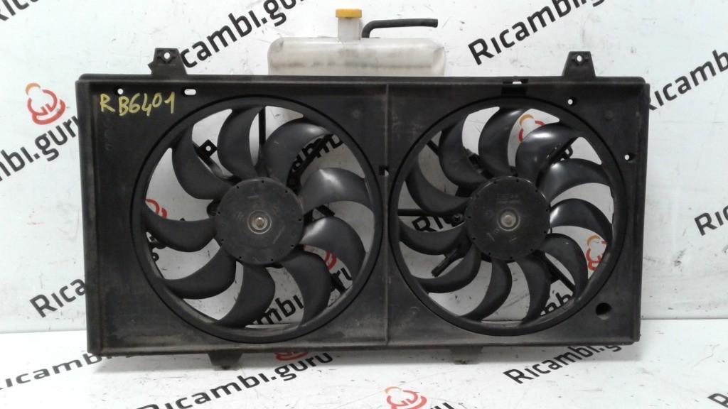 Ventole radiatore Mazda 6