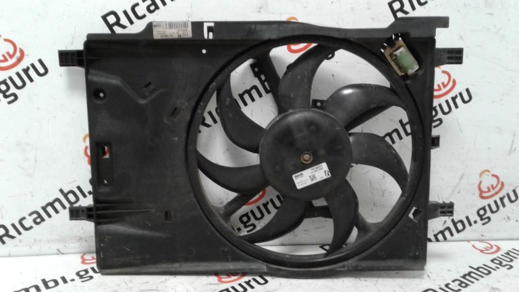 Ventola radiatore Opel adam