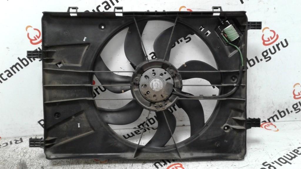 Ventola radiatore Opel astra