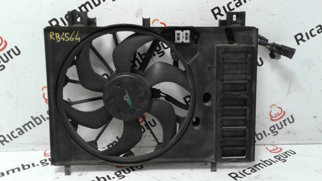 Ventola radiatore Peugeot 508
