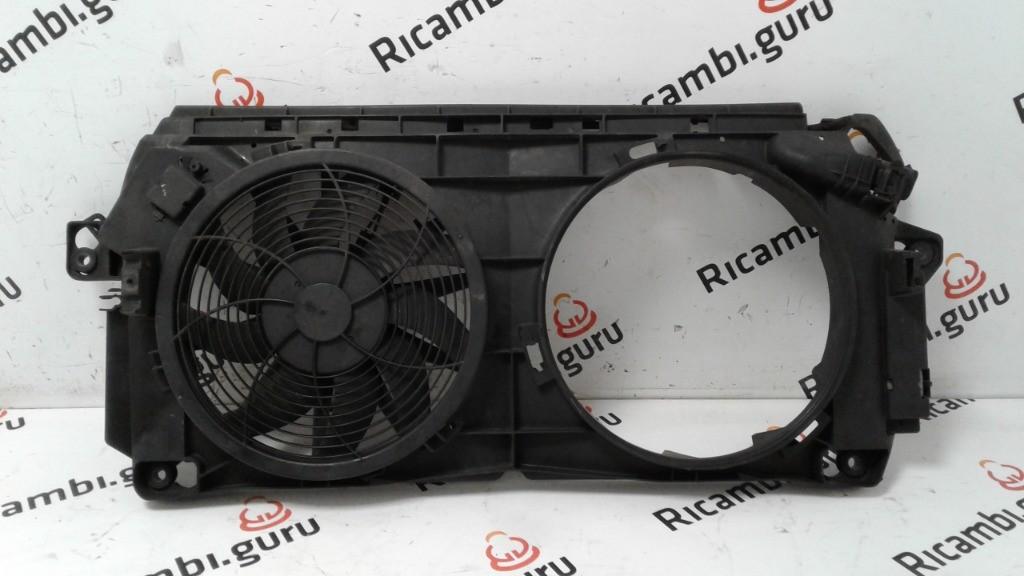 Ventola radiatore Volkswagen crafter