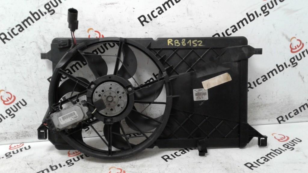 Ventola radiatore Volvo v50