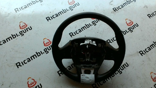 Volante Renault megane