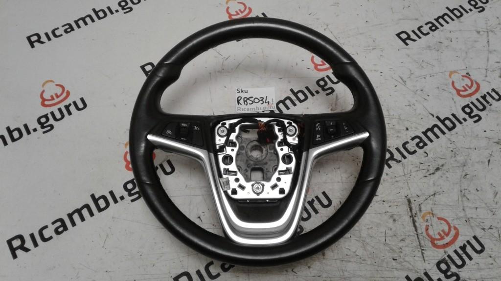 Volante Opel insignia